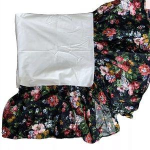 Ralph Lauren Cossette Isadora Twin Bedskirt Ruffle